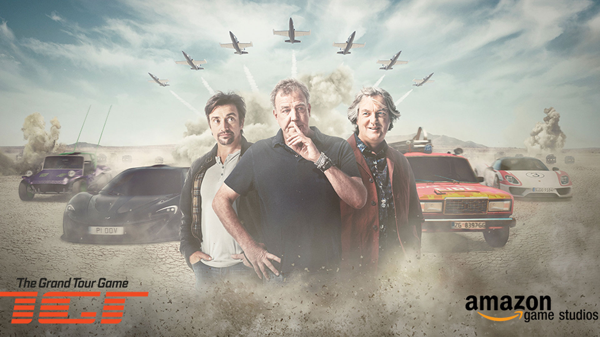 The Grand Tour Game artwork
