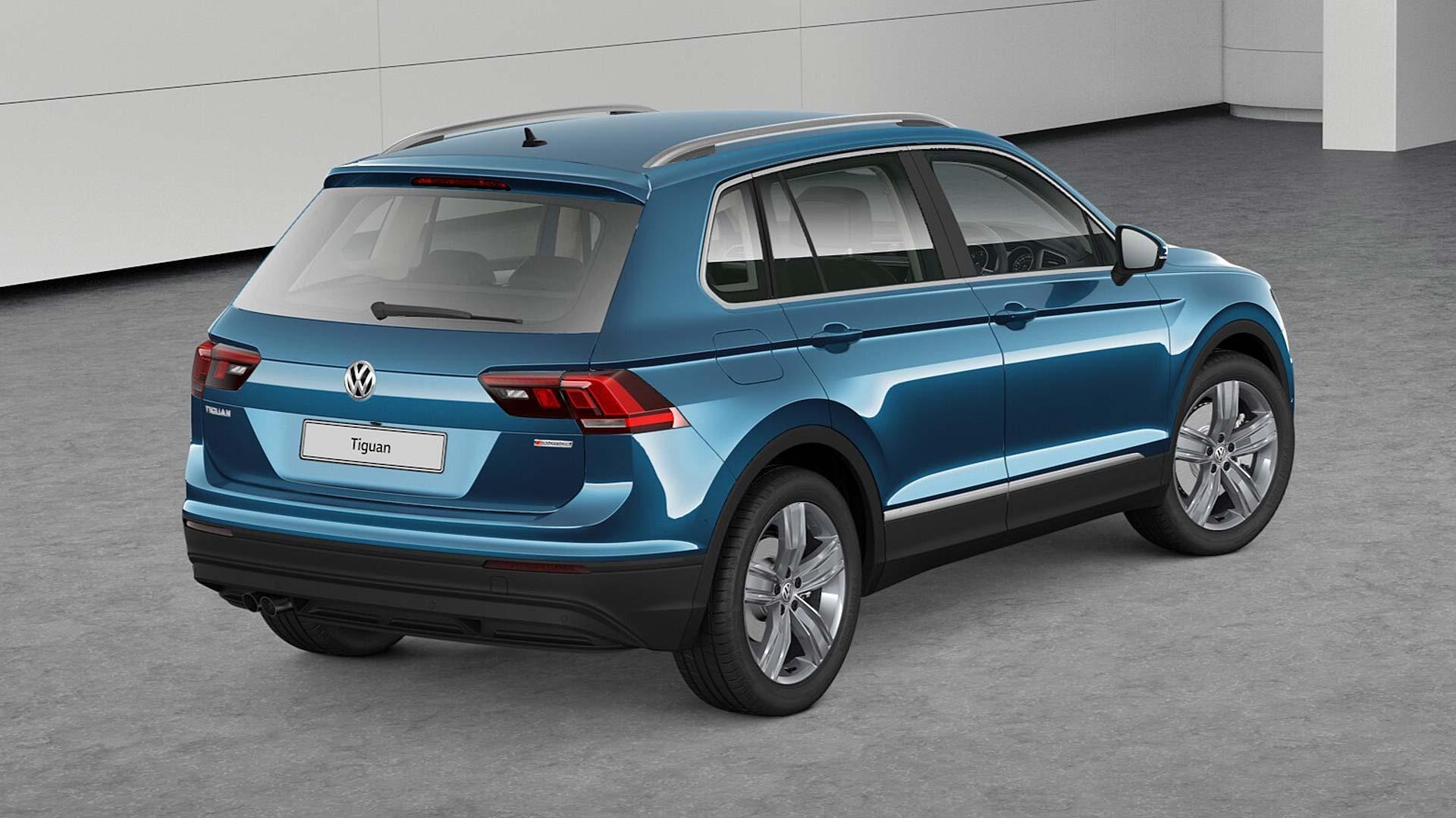 Volkswagen Tiguan Match