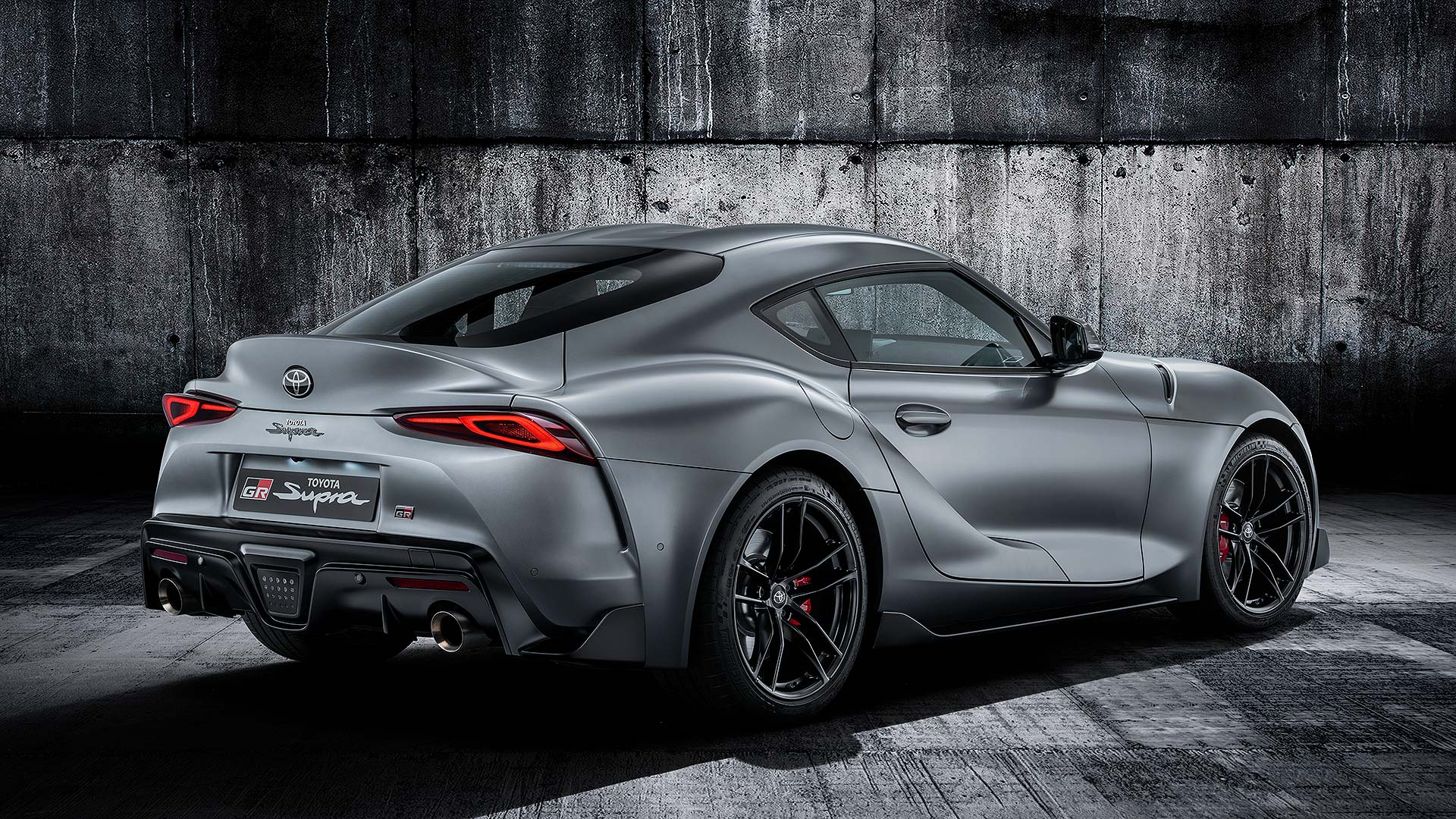 new toyota gr supra everything you need to know motoring research. Black Bedroom Furniture Sets. Home Design Ideas