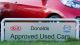 Used car values