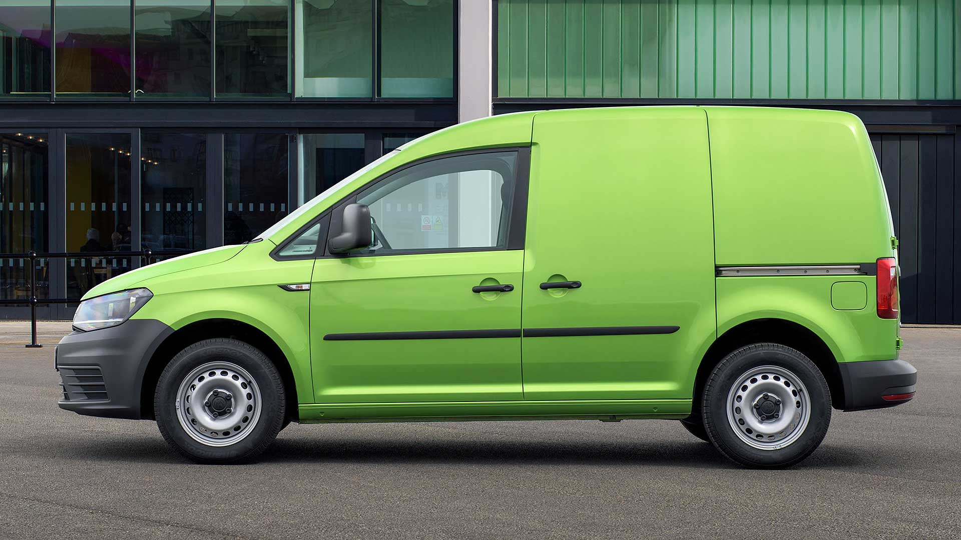 2019 Volkswagen Caddy