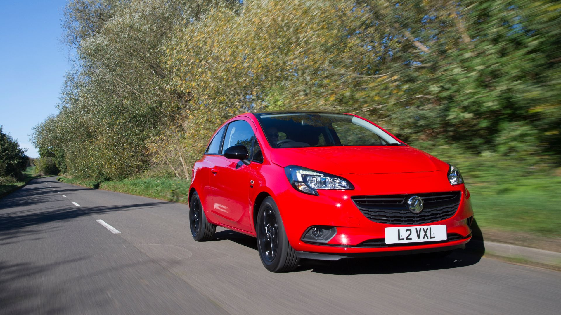 Vauxhall tops Scottish car sales