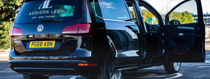 Volkswagen Sharan Addison Lee