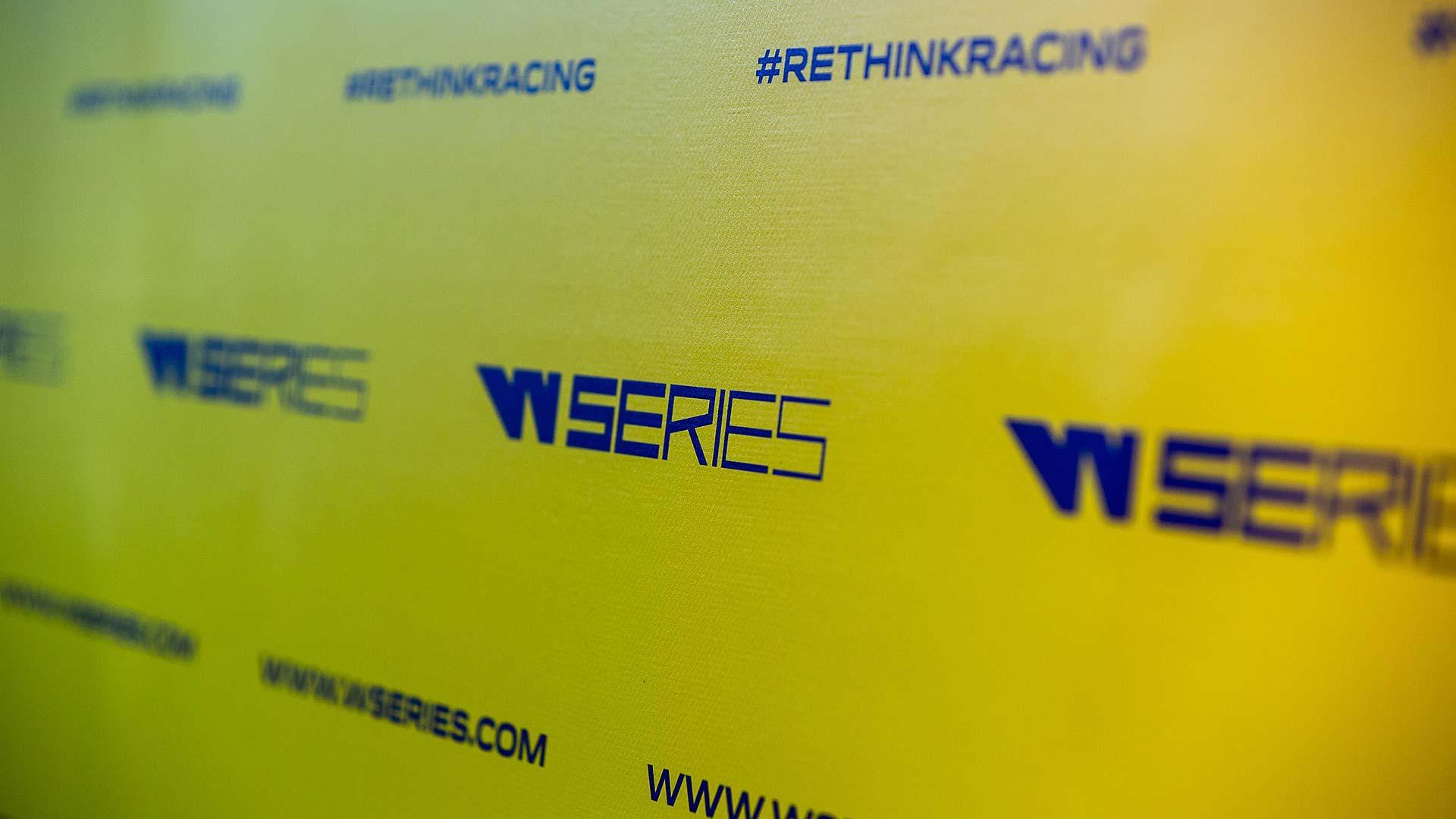 W Series logo