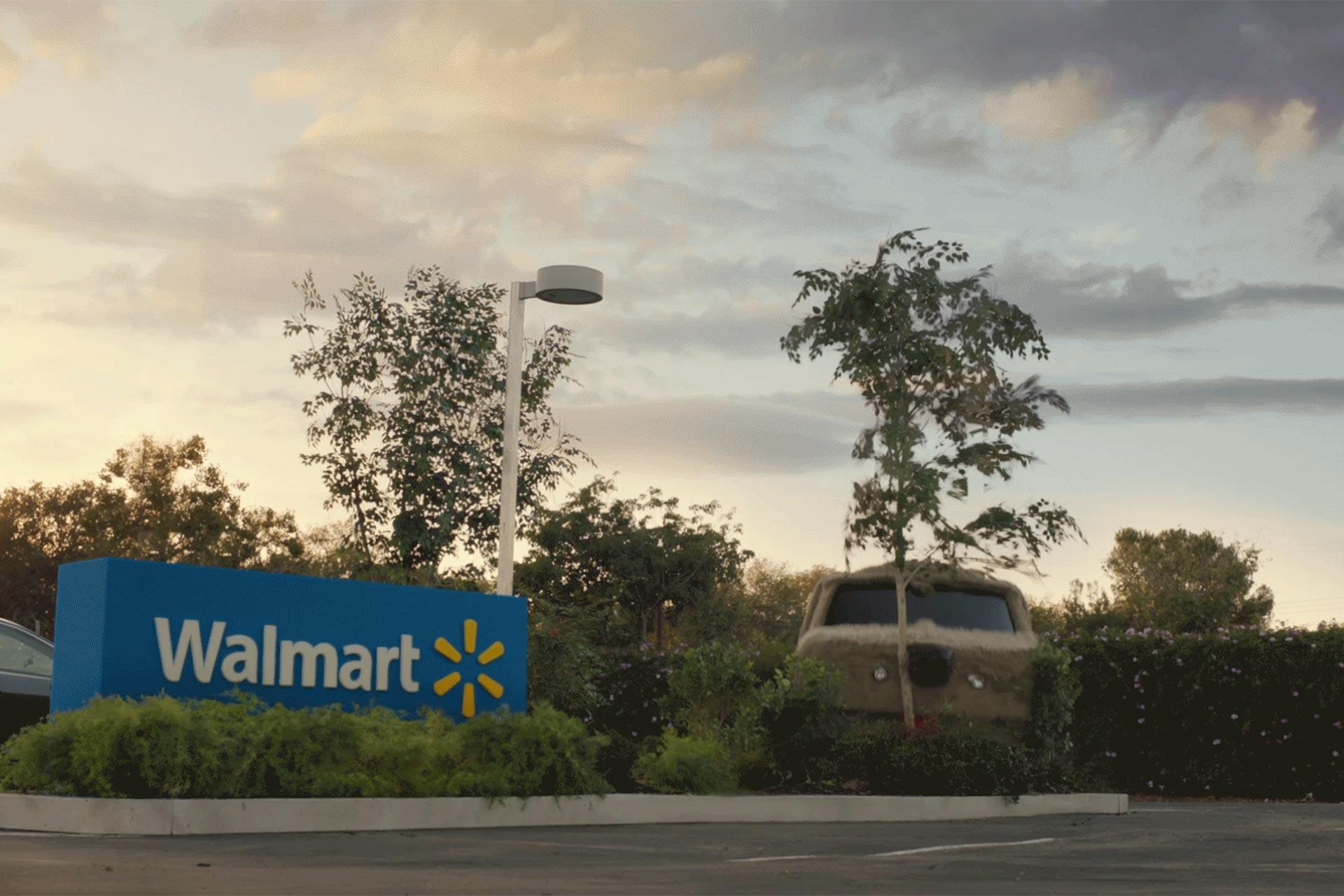 Walmart Famous Cars Advert Nostalgia