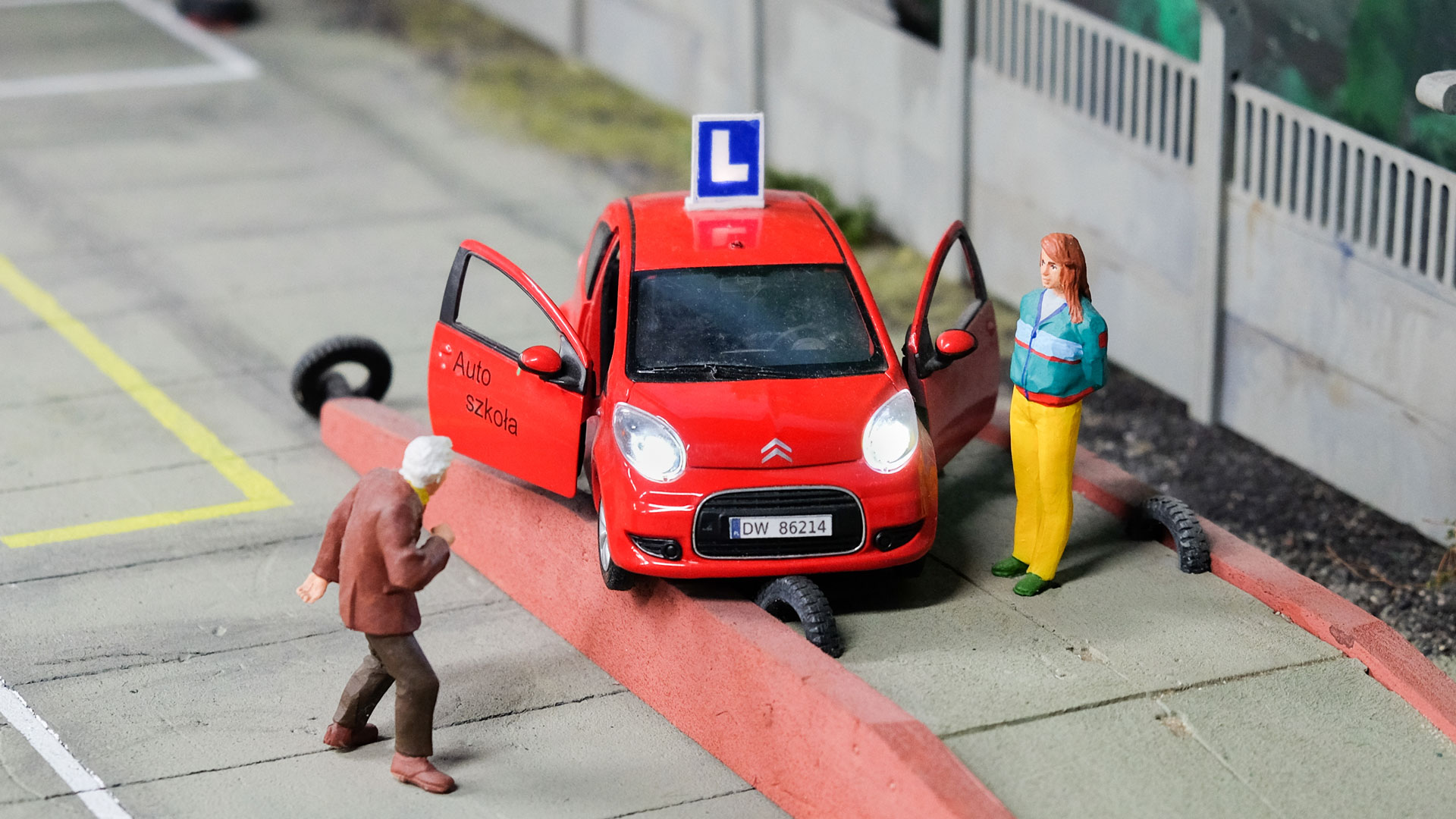 driving test Brexit
