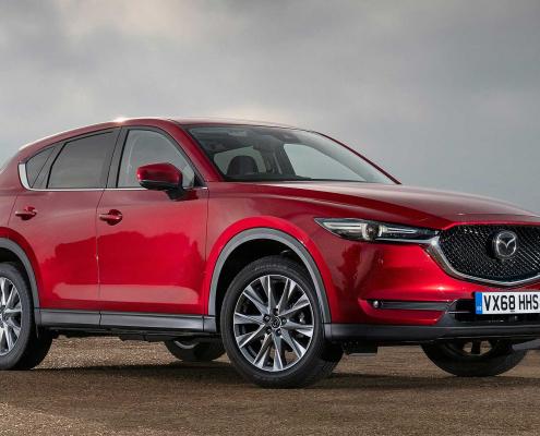 2019 Mazda CX-5 range