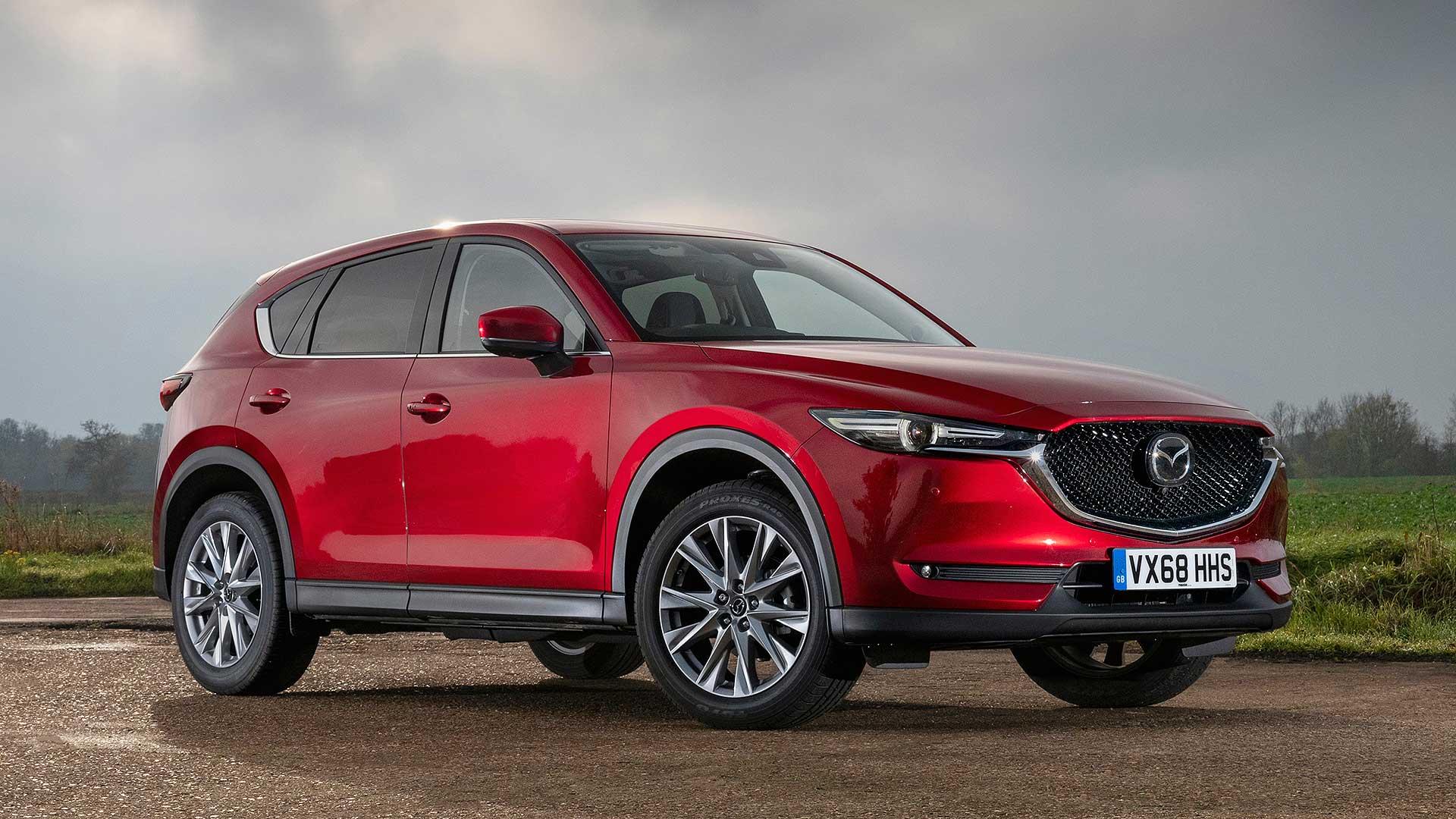 2019 Mazda Cx 5 Range Gets A 37 000