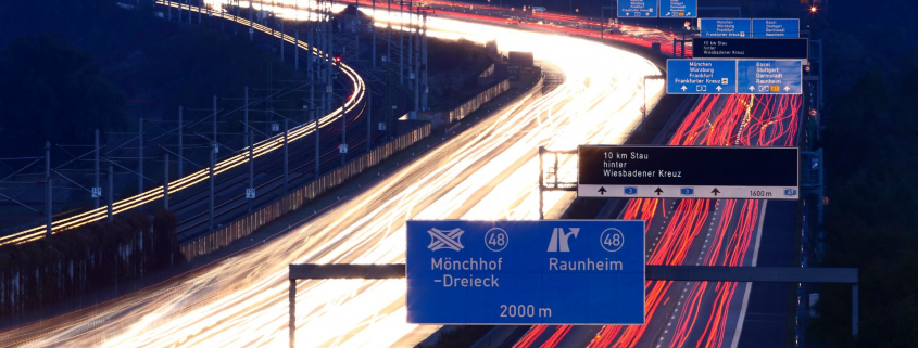 speed limits on autobahn