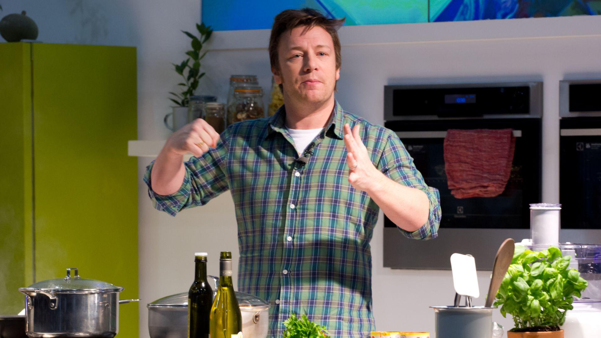 Jamie Oliver Shell