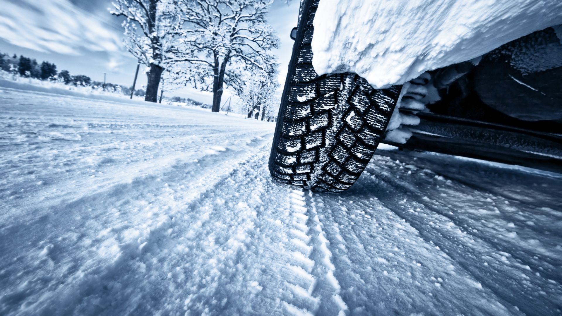Winter driving tips advice