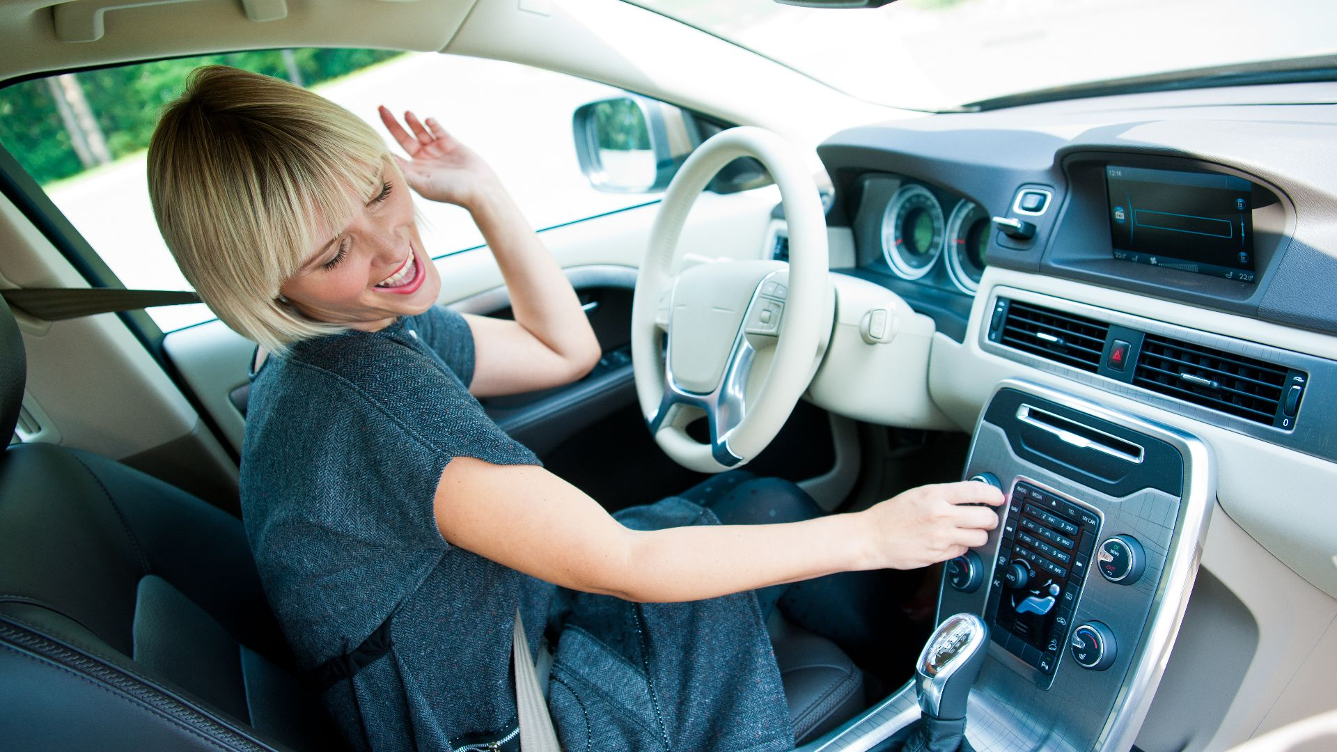 Feel-good happy driving songs