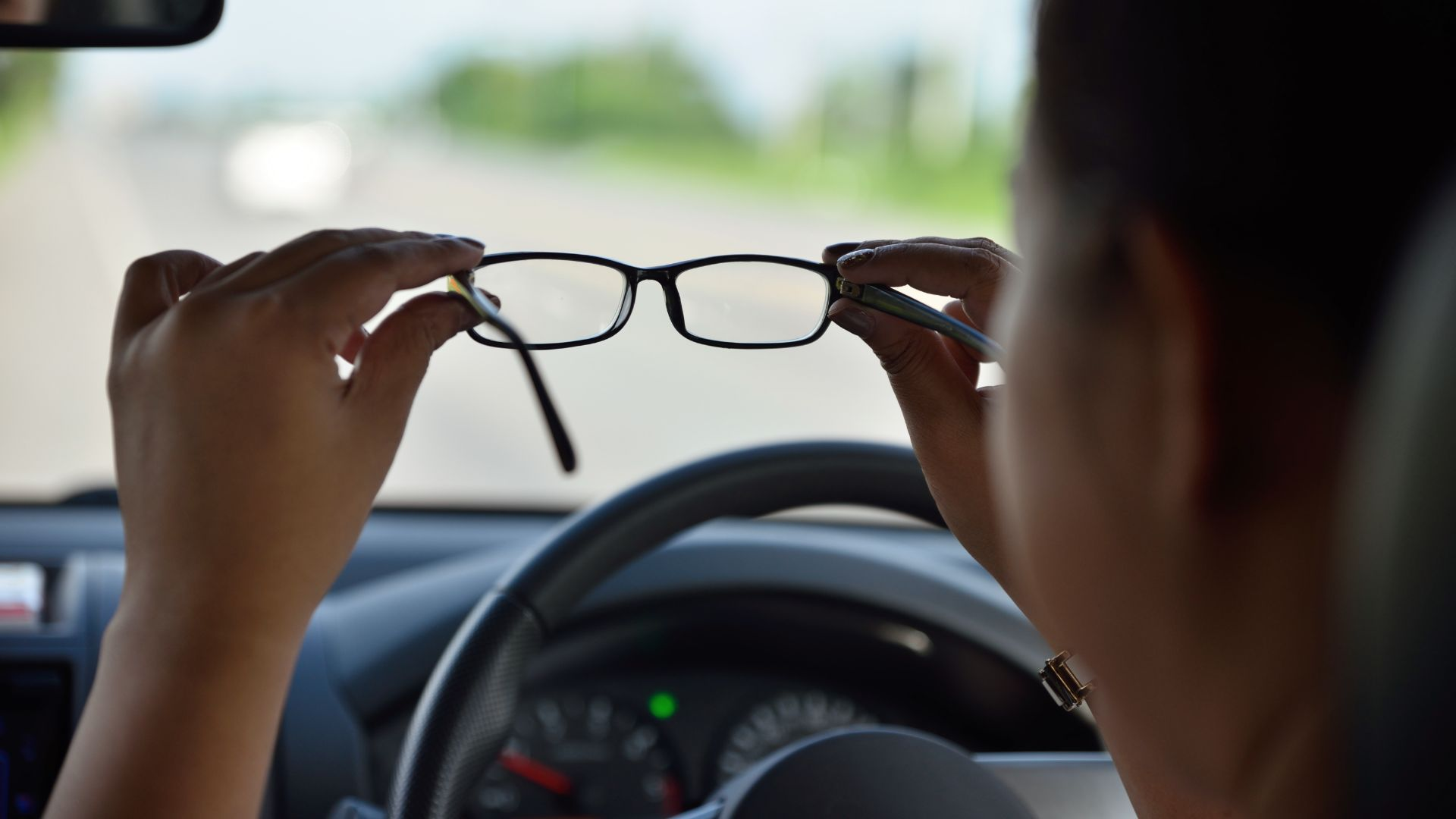 Driving eyesight