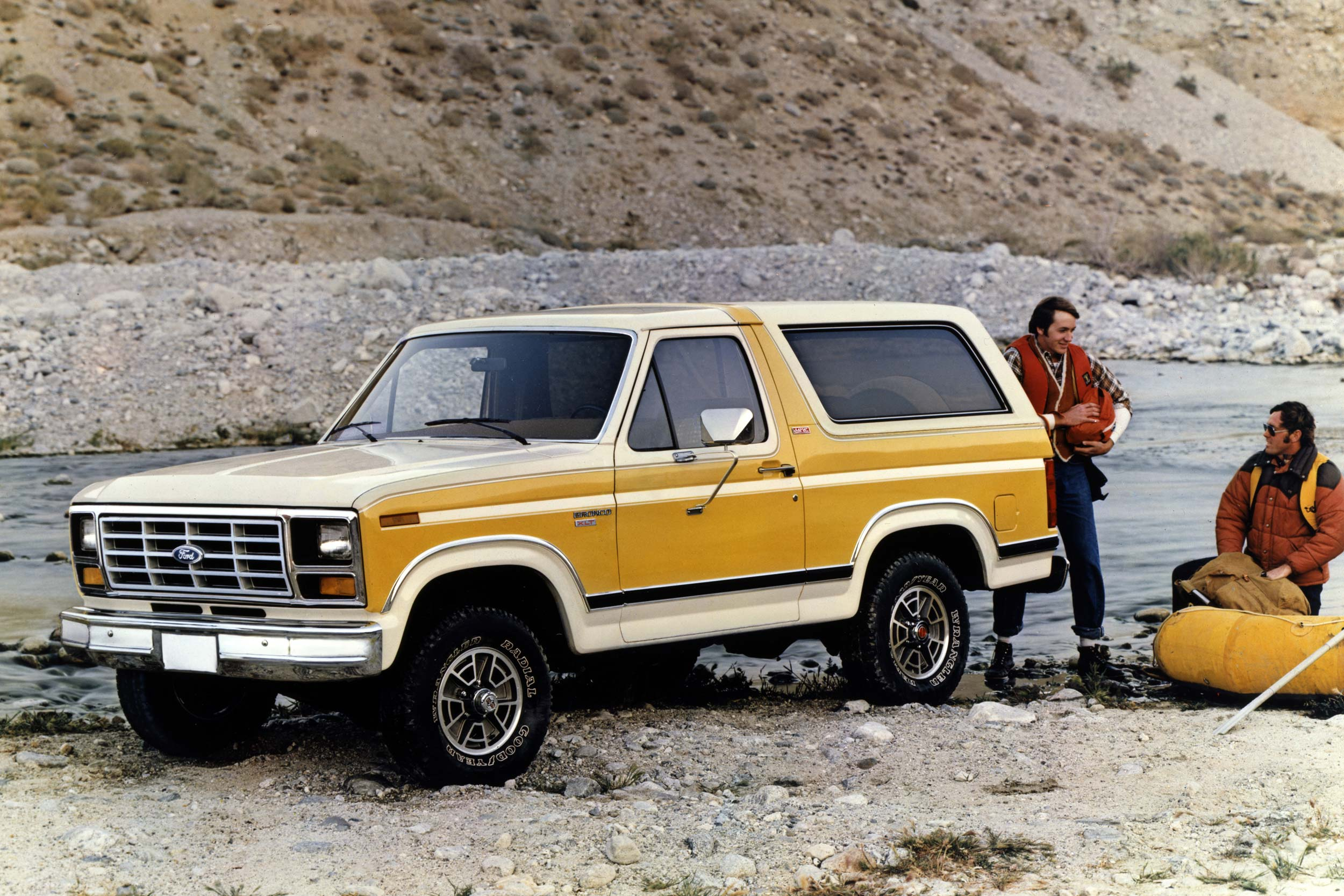 1982 Ford Bronco XLT