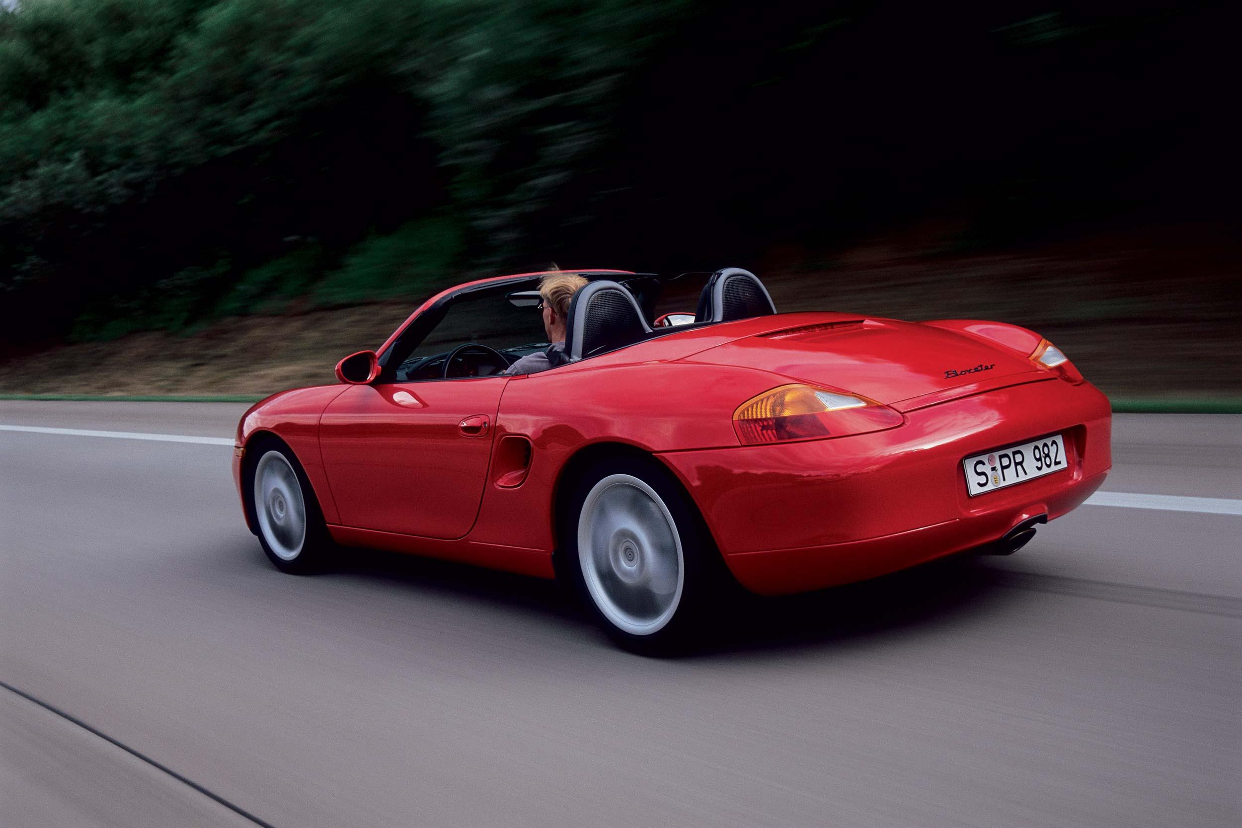 1997-2004 Porsche Boxster