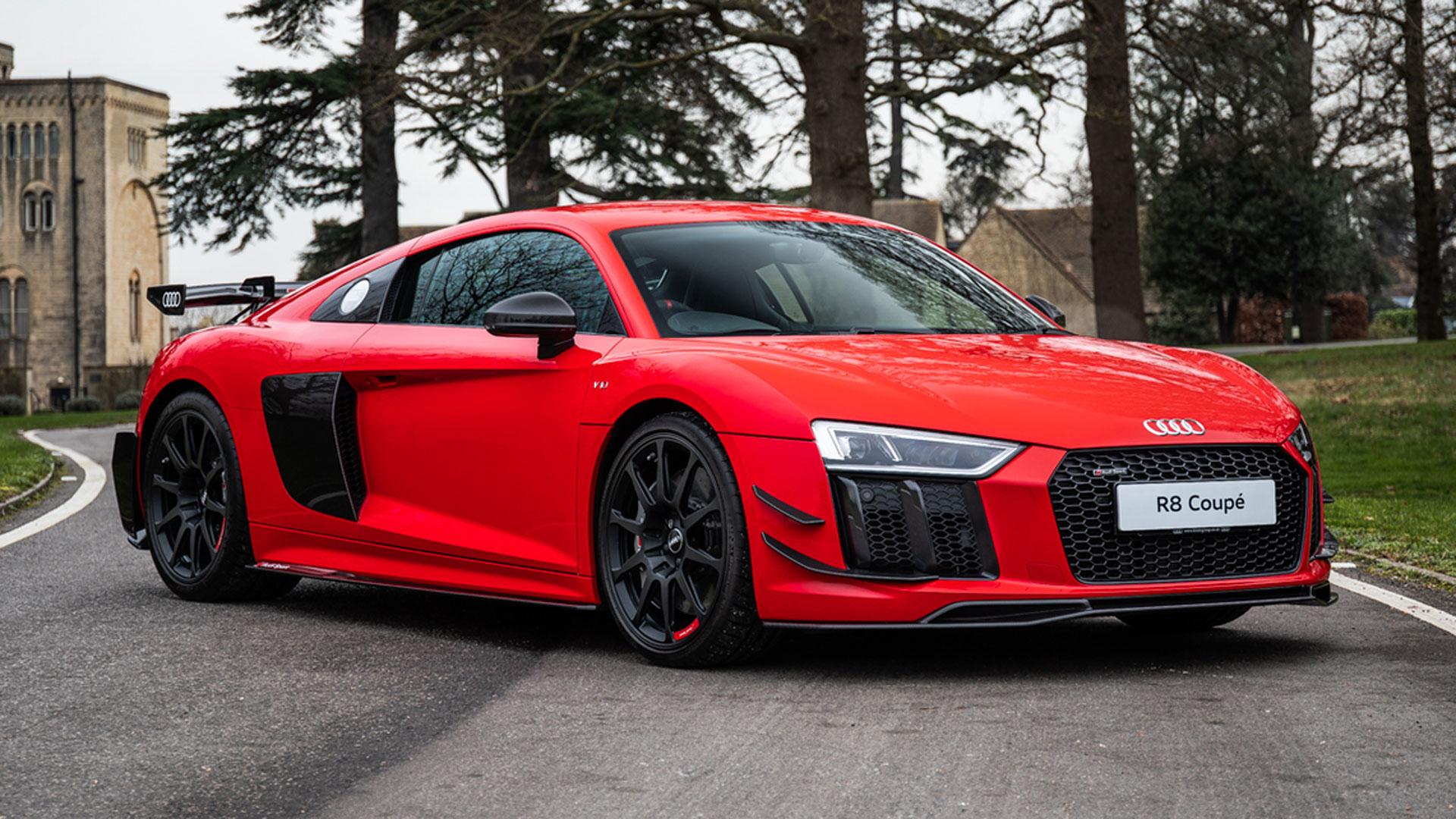 Audi R8 Sport Performance Parts Edition