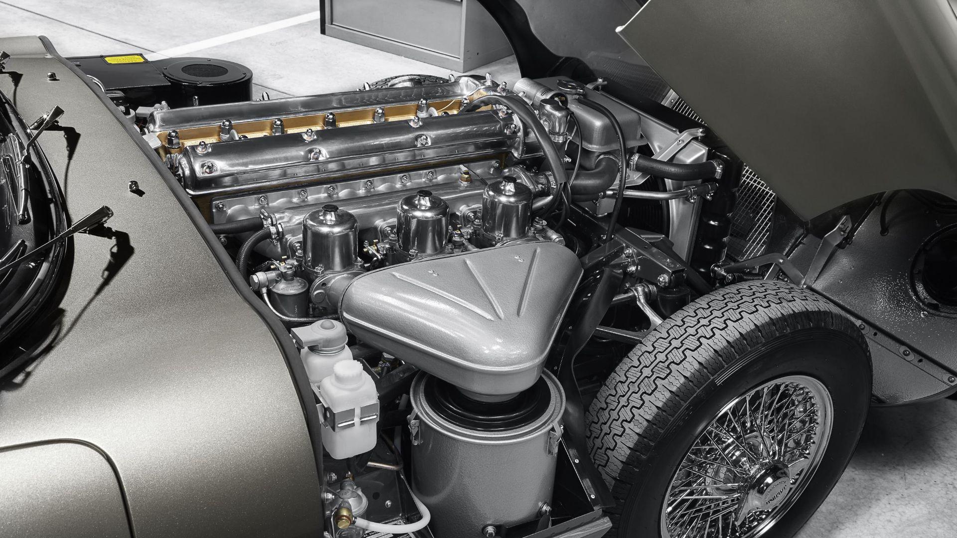 Jaguar Land Rover new six-cylinder engine