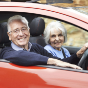 Older drivers off the road