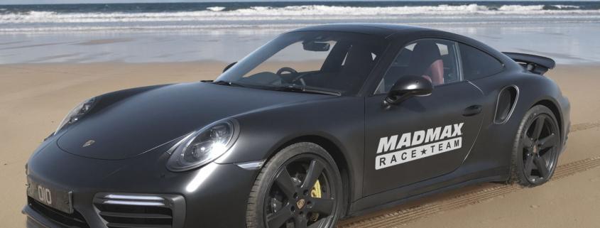 Zef Eisenberg sand speed run Porsche