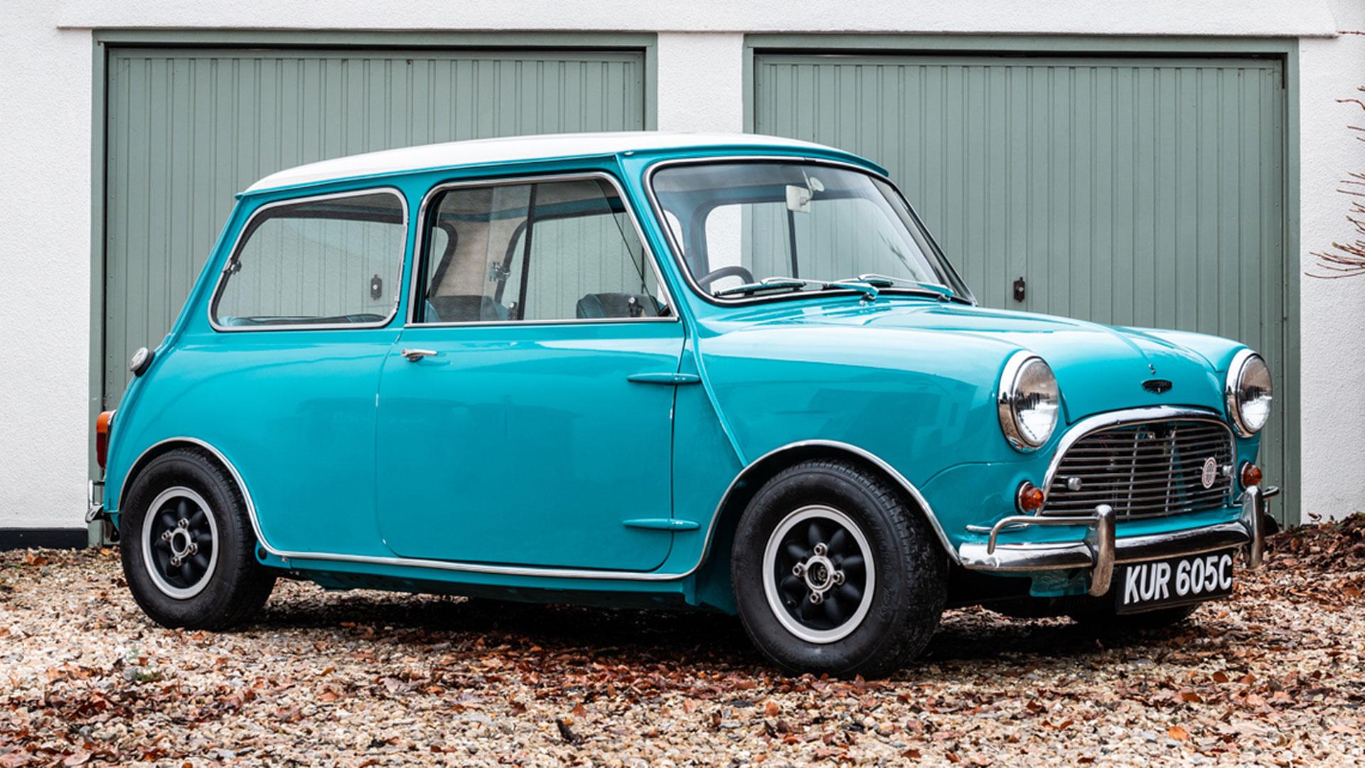 Austin Mini Cooper 970 S