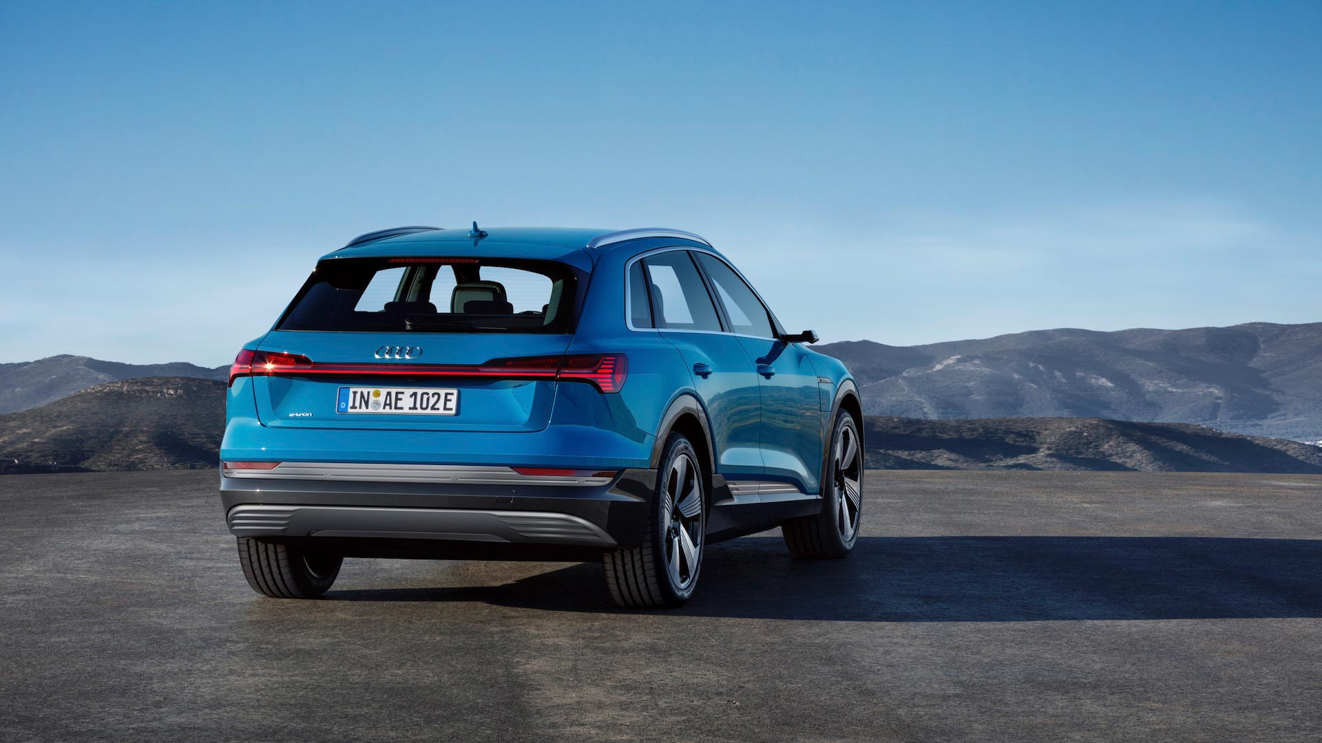 2019 Audi e-tron SUV now ready to order in UK
