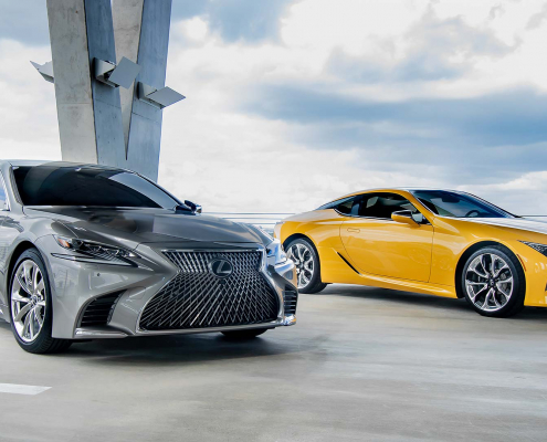 Lexus has sold 10 million vehicles