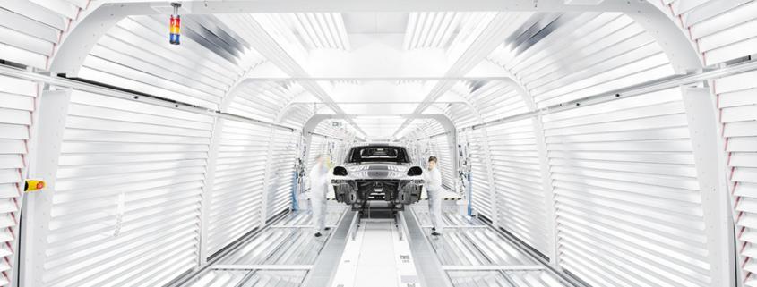 Porsche Macan Electric