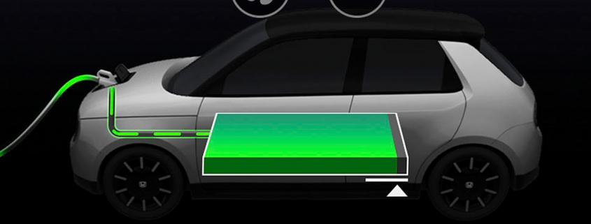 Honda Electric Vehicle Concept exterior teaser