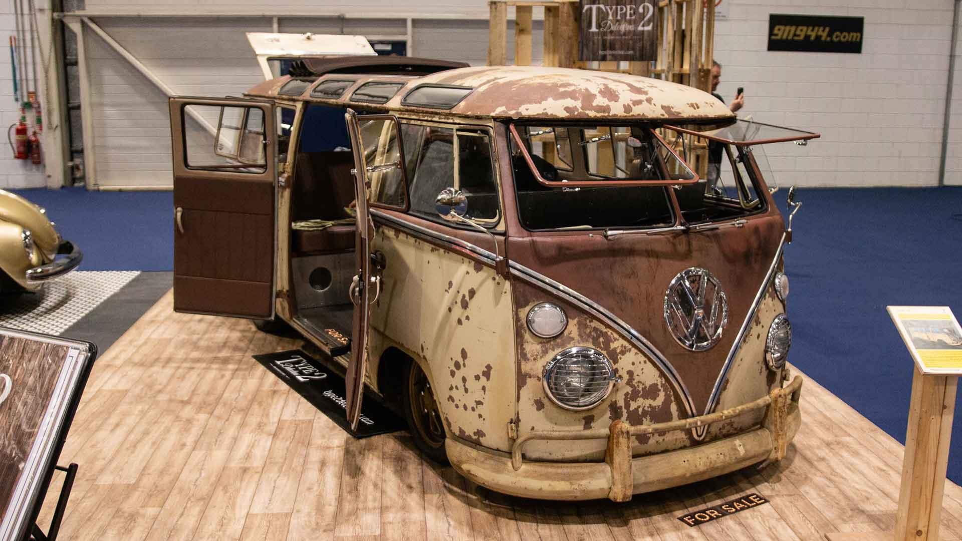 London Classic Car Show 2019