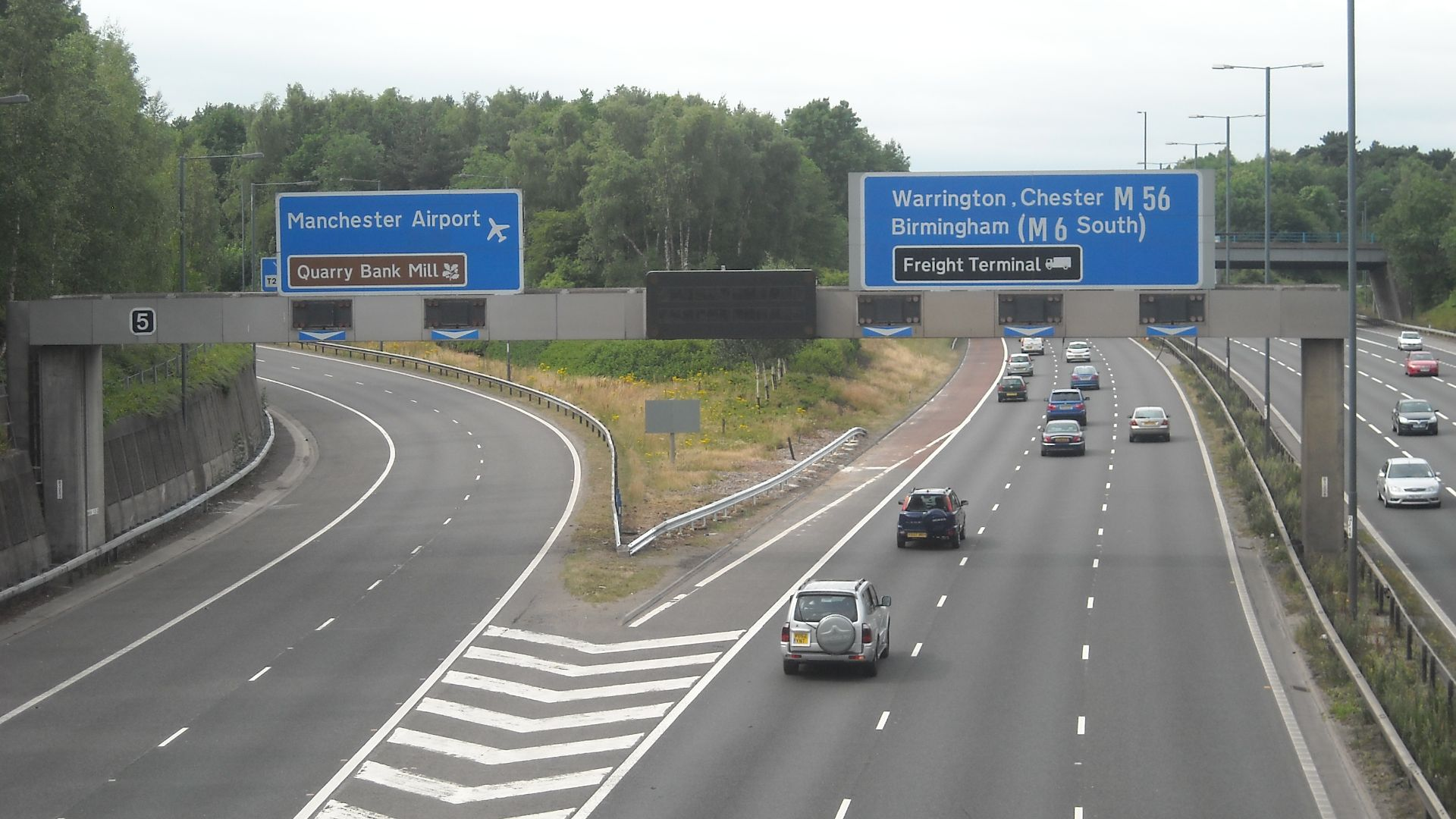 motorway improvements 2019 Highways England