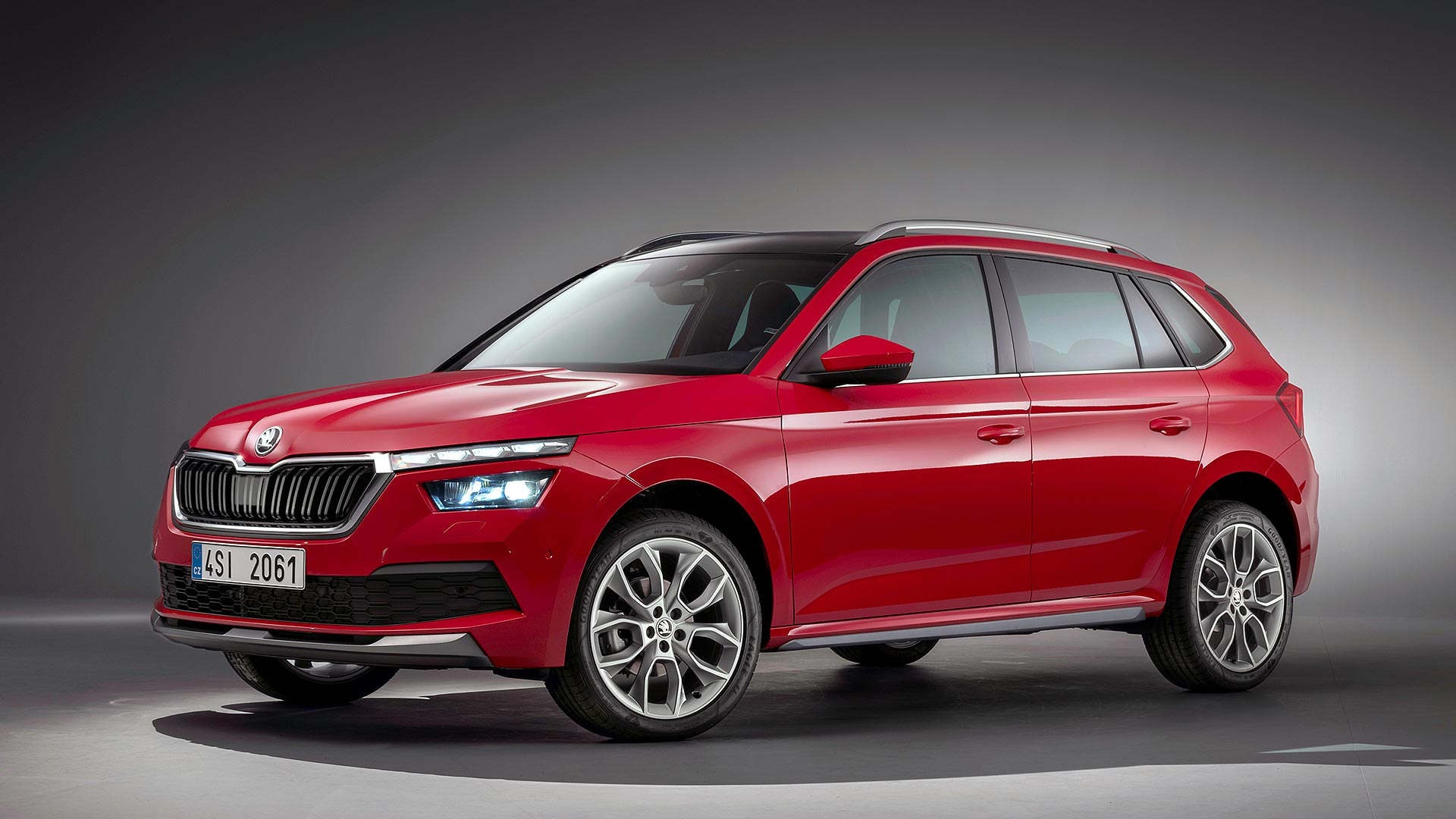 New Skoda Kamiq Revealed: Baby SUV To Take On Big-selling