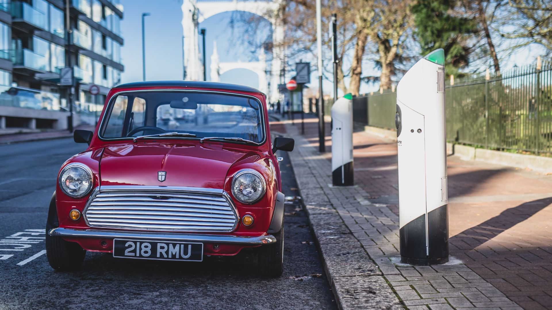 E Classic electric Mini