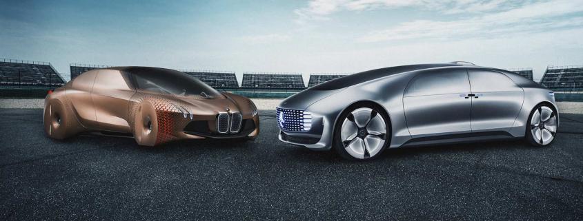 BMW and Mercedes join forces on autonomous tech