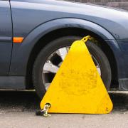 Car clamp