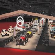 Citroen at Retromobile 2019
