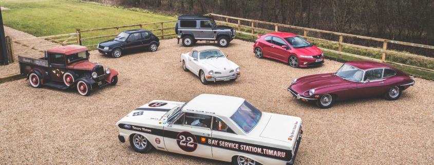 Collecting Cars Chris Harris auction platform