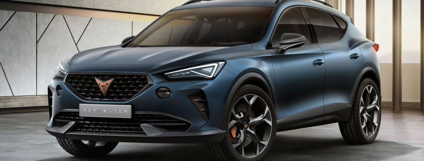 Cupra Formentor revealed