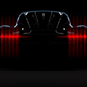 Aston Martin Project 003 teaser