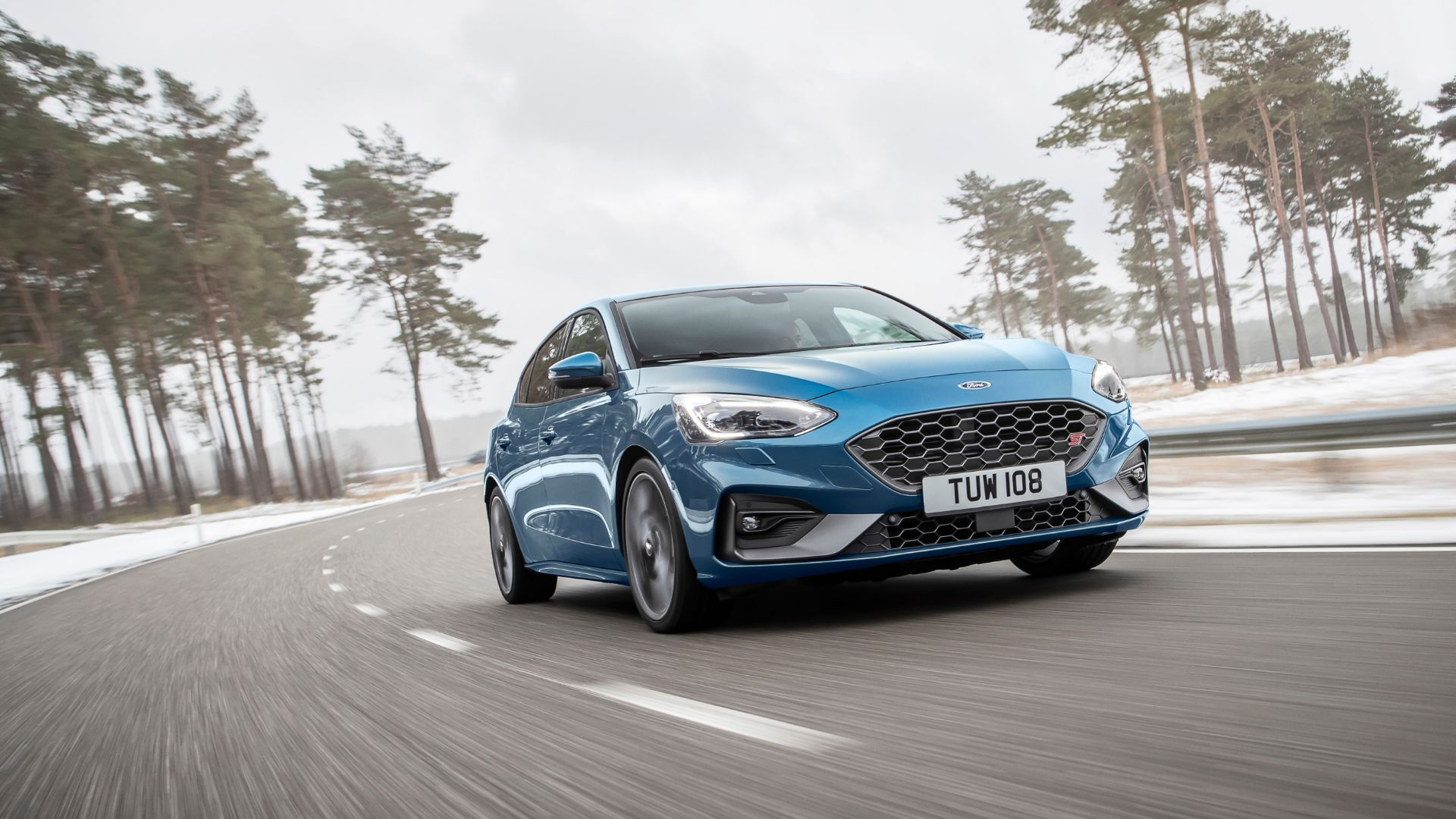 Hot New 2019 Ford Focus St 10 Things You Need To Know