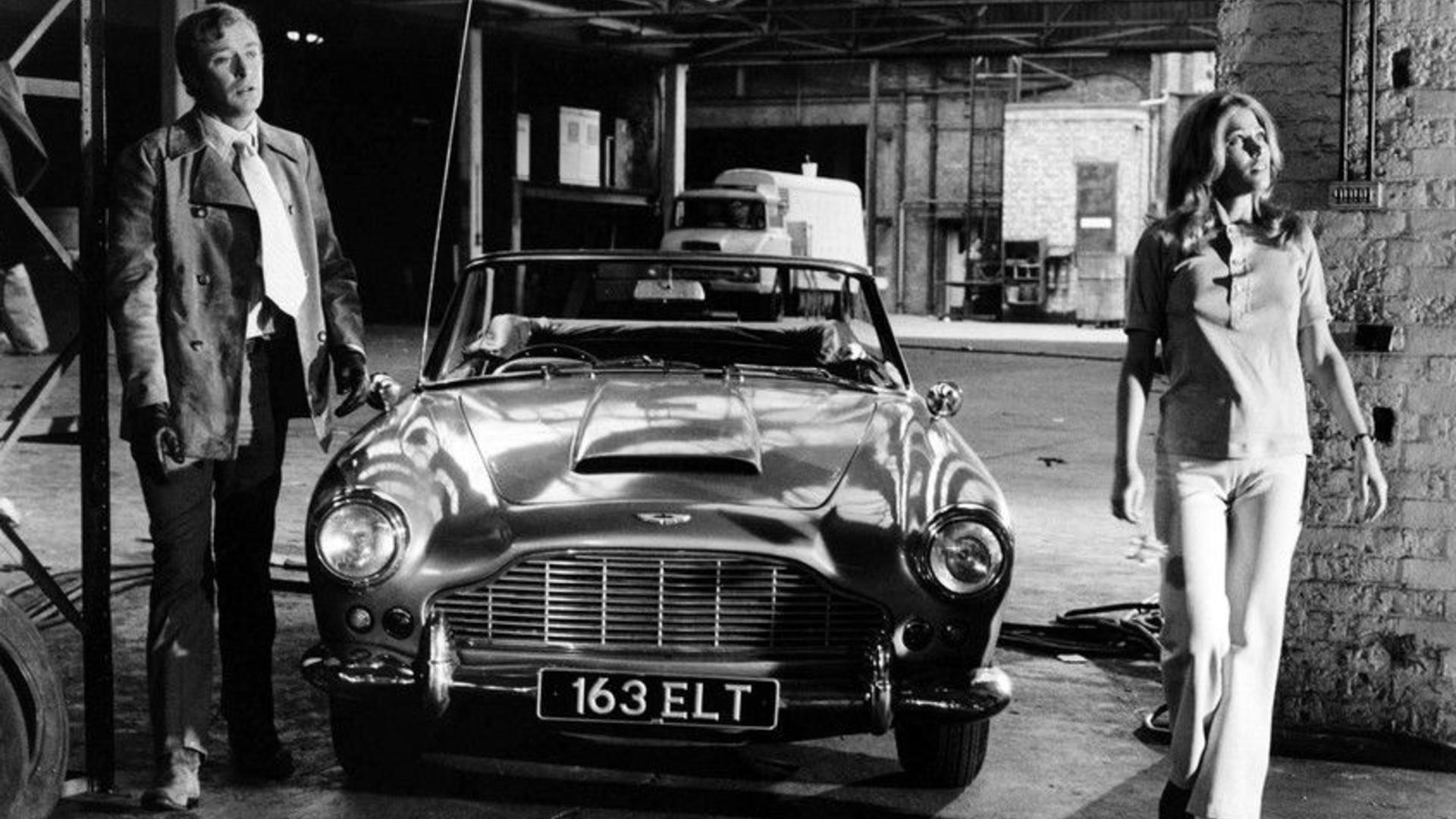 Italian Job Display London Classic Car Show