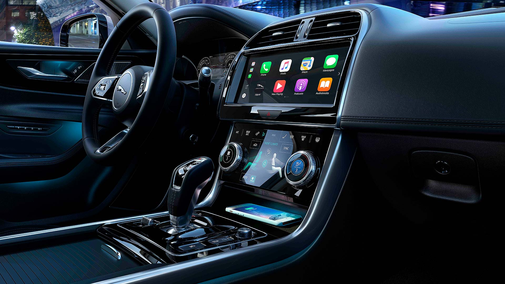 Jaguar XE 20MY