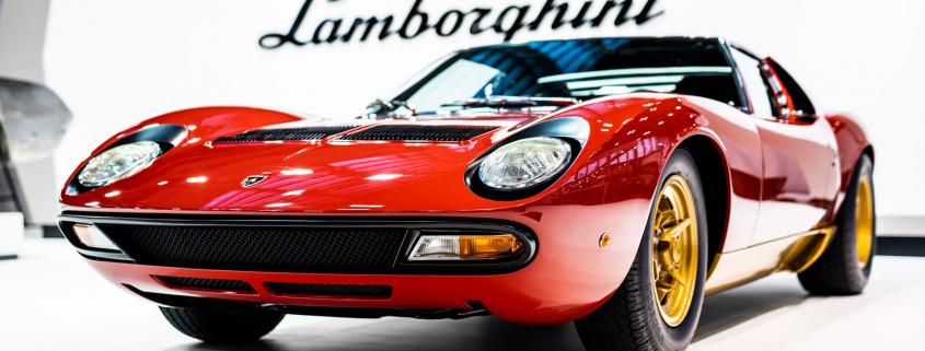 Jean Todt Lamborghini Miura SV