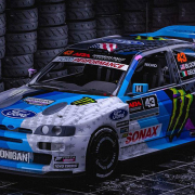 Ken Block's New 2019 Ford Escort RS Cosworth
