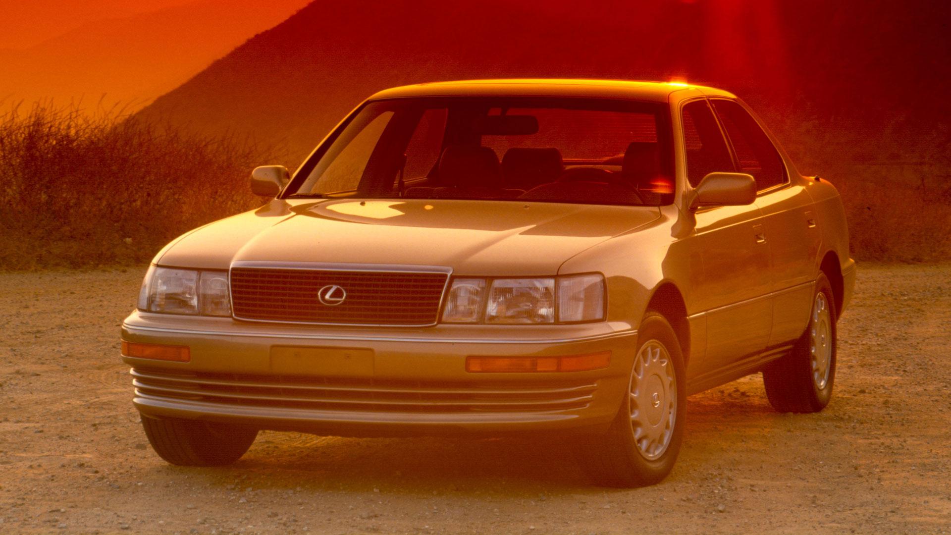 Lexus LS 400 1990