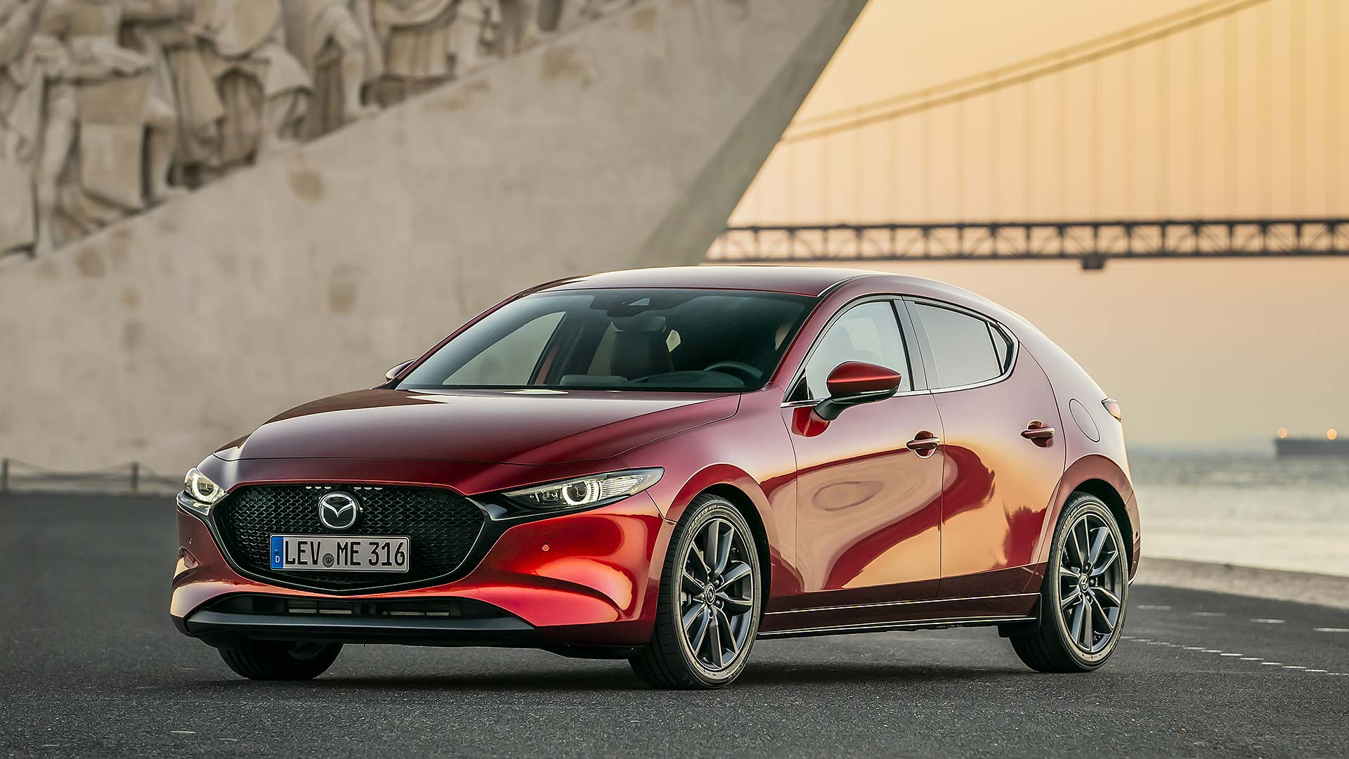 new 2019 mazda 3 prices specs and uk launch date revealed motoring research. Black Bedroom Furniture Sets. Home Design Ideas