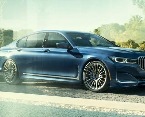 Alpina B7 BMW 7 Series