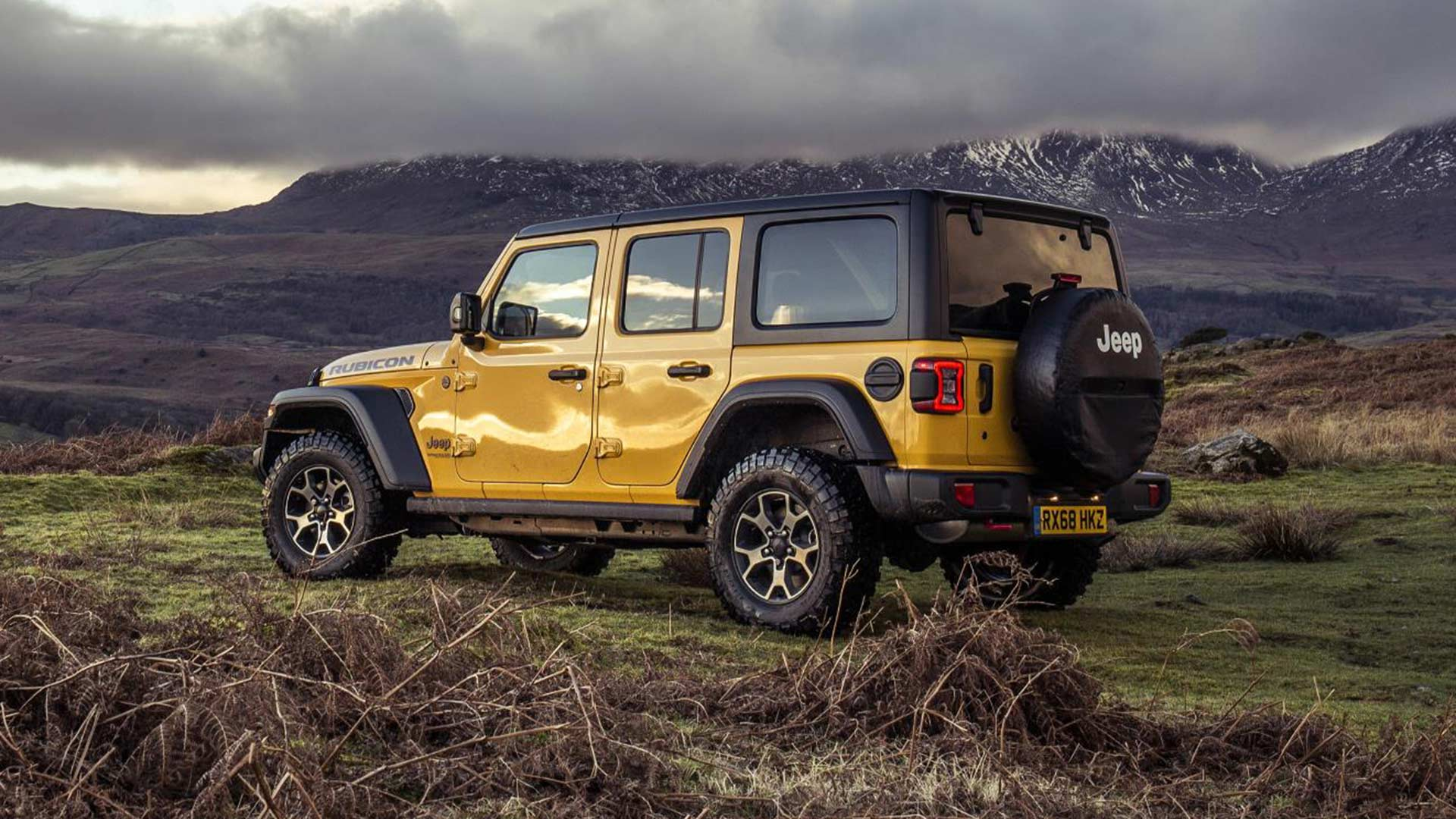 UK Pricing Announced for 2019 Jeep Wrangler 003