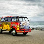 Volkswagen Woodstock Light Bus Recreation