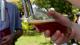 beer found below A14