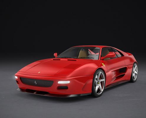 Ferrari 348 by Evoluto